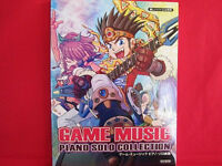 RPG VIDEOGAME MUSIC Piano Solo Collection Book / Japan, Final Fantasy