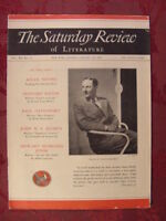 SATURDAY REVIEW January 16 1937 FRANCIS YEATS-BROWN ALLAN NEVINS