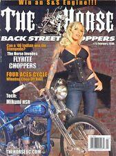 THE HORSE BACKSTREET CHOPPERS No.75 (New Copy) *Free Post To USA,Canada,EU