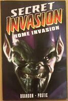 Secret Invasion - Home Invasion - NM - tpb - Brandon - Postic - Marvel
