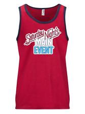 Saturday Night's Main Event WWE/WWF wrestling tank top