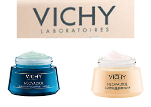 Vichy Neovadiol Compensating Complex Care Cream - CHOOSE BETWEEN DAY OR NIGHT