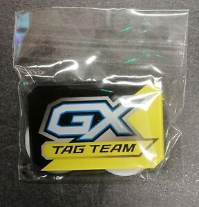 Pokemon TCG -Sun and Moon Team Up- GX Tag Team and Damage/Status Tokens(Acrylic)