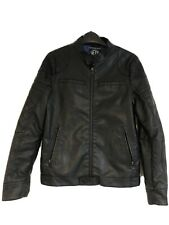 Next Boys Faux Leather Jacket Age 12 Years