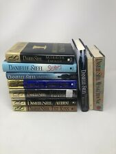 Lot of 10 Danielle Steel Novels Hardcover Books with Dustjackets