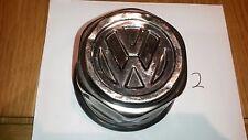 VW CLASSIC MARATHON BEETLE 1968-on LEMMERZ 4-STUD WELTMEISTER CENTRE CAP #2