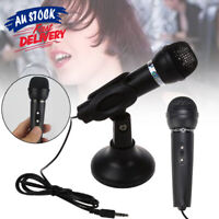 Computer Microphone Gaming Mic Online MSN Skype Desktop for Laptop PC Web Chat