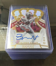 2020 Chronicles Draft AUTOGRAPH AUTOS - YOU PICK THE PLAYER RED, PRIZM #ED