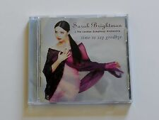 Sarah Brightman & The London Symphony Orchestra Time to Say Goodbye CD
