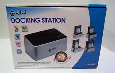 Docking Station For Cloning Backups SATA HDs 600103