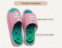 1pcs Soft Foot Acupressure Point Massage Slipper Acupuncture Relax Massage Shoes