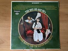 Thumbs McDuff And The Boston Baked Beans – The Not-So-Gay 90's~SEALED