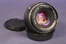 SMC Pentax-M 1,7 x 50mm mit PK Bajonett Standard Objektiv
