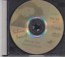 Silvia Swart-Droom Van Werkelijkheid Promo dvd