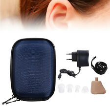 Mini Digital In Ear Rechargeable Deaf Aids Hearing Aid Sound Voice Amplifier