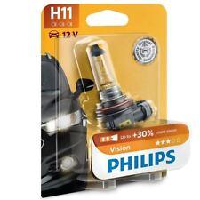 PHILIPS H11 Vision 12V Bombilla de faros 30% más visión 12362PRB1 1x Blister