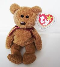 TY BEANIE BABY CURLY NAPPED PE ERRORS 6TH GEN HANG TAG 6TH GEN TUSH RETIRED NEW