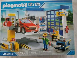 PLAYMOBIL® 70202 Autowerkstatt | Neu & OVP