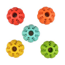 Toy Ball Tooth Cleaning Dog Toy Balls for Pet Non-Toxic Soft Rubber Silicone