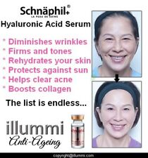 THE BEST Strong anti wrinkle serum pure firming collagen Hyaluronic Acid **UK**