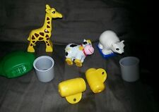 LEGO DUPLO Baby Animals Incomplete Set 2659 Giraffe, Bear j91