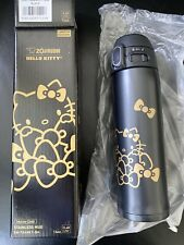 Zojirushi  Stainless Thermos Mug Bottle 0.48L Hello Kitty Limited (black) SM-TA