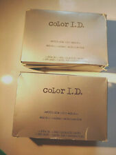 Lot Of 2 New Mary kay Color I.D Color Edition Refill Pages 6859  New In Box
