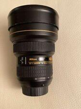 Nikon Objektiv AF-S 14-24mm 1:2,8G ED Neuwertig !!!