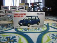 Tomica limited vintage Nissan be-1