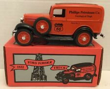 Phillips 66 1932 Ford powder truck #2 in a series,1:25 scale.MINT! stock #2881