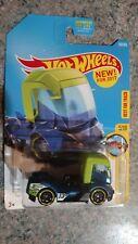 NEW- Hot Wheels- Rig Heat; HW Legends of Speed #5/10 Die-Cast 1:64 Scale, Mattel