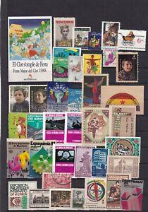 0197  Cinderellas  Nice lot of stamps see scan