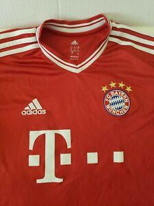 Bayern Munich Arjen Robben Red International Club Soccer Fan ...