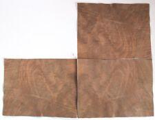 3 Blatt französisch Nussbaum Furnier Intarsie placage Noyer francais ebenisterie