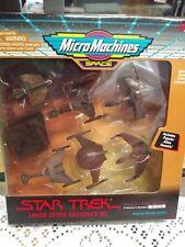 Star Trek Micro Machines Limited Edition Collector's Set, Bronze -original box