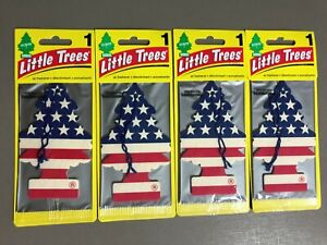 Little Trees Air Freshener Car Scent 120 x Vanilla Pride