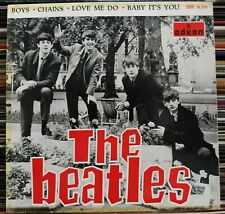 The Beatles - Boys (EP) (Odeon) (D:NM)