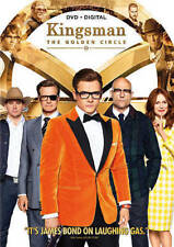 Kingsman - The Golden Circle (DVD, 2017) Brand NEW* Action, FREE SHIP in USA!!!