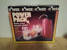 K'nex Power Pack 11313 Make Your Models Move w/2 Bonus Models Factory Sealed