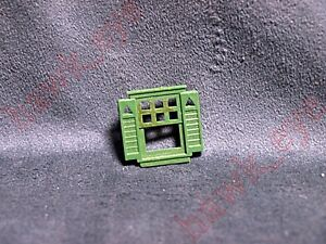 Plasticville Bungakow Green Window  HTF O-Scale