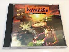 The Legend of Kyrandia, Book 3: Malcolm's Revenge PC Windows 3.1 DOS CD-ROM USED
