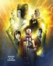 Doctor Who Aliens 3D Lenticular Poster 20.3cm x 25.3cm EPPL71069