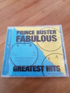 Judge Dredd featuring Prince Buster Jamaica's Pride greatest hits CD