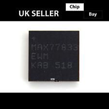2x Samsung Galaxy S6 Nota 5 fuente de alimentación MAX77833 IC Chip