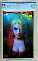 Harley Quinn's Villain of The Year #1 Comic Mint Shannon Maer Ex - CBCS 9.8!