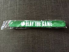 """Play the Game"" Baseball Green Snap Bracelet - Brand New & Sealed!"