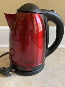 BRENTWOOD KT-1795 Rapid Boil Electric Kettle Pot 1.7L Fast Hot Water Coffee Tea