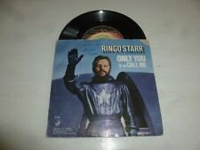 "RINGO STARR - Only You - 1974 UK 7"" vinyl single"