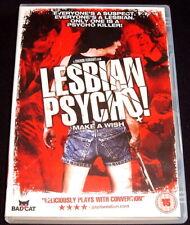 LESBIAN PSYCHO: MAKE A WISH..R2 DVD EX