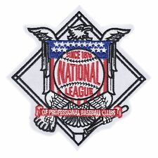 MLB National League Emblem Source Jersey Sleeve Collector Patch